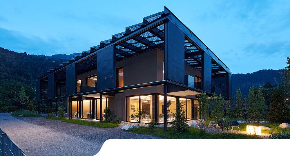 SafeSide Headquarter in Ludesch, Vorarlberg